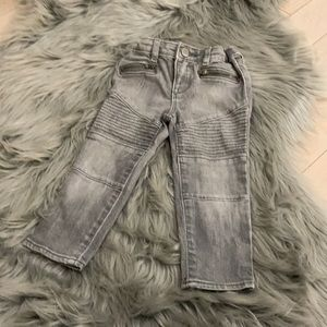 Baby Gap Chic Gray Jeans 18-24